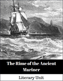 The Rime of the Ancient Mariner - Literary Unit for High School