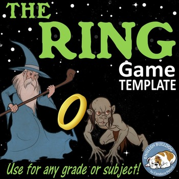 The Ring Bomb Game Template