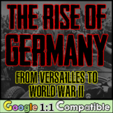World War II and rise of Nazi Germany: From Versailles to the Beginning of WWII!