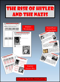 The Rise of Hitler and the Nazis