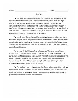 The Rise of Islam Part 1: Packet