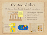 The Rise of Islam Power Point and Keynote Presentation