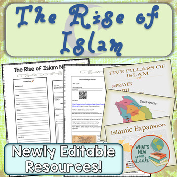 The Rise of Islam Overview