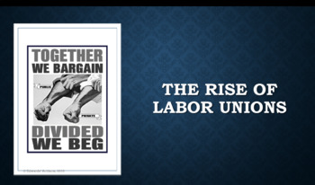 The Rise of Labor Unions in West Virginia