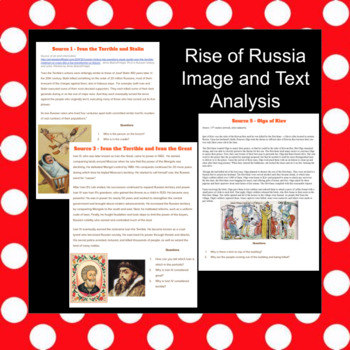 The Rise of Russia - Ivan the Terrible, and the Great