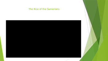 The Rise of Sumer & the Sumerians ppt