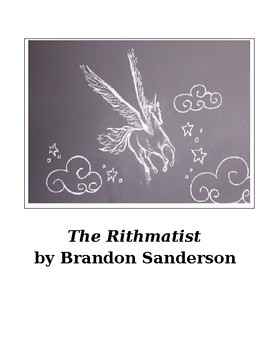 The Rithmatist by Brandon Sanderson 40 Question Test