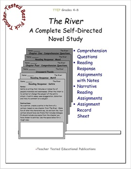 The River: A Complete Novel Study