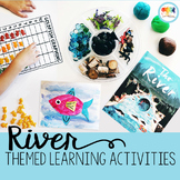 The River {Preschool Plans and Printables}