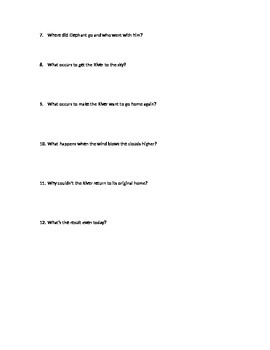 """The River That Went to the Sky"" Guided Reading Questions and Projects"