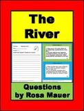 The River by Gary Paulsen Novel Study