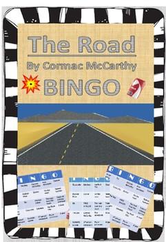 The Road by Cormac McCarthy BINGO