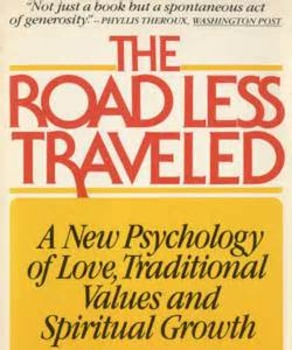 The Road Less Travelled by M. Scott Peck, MD (used book)
