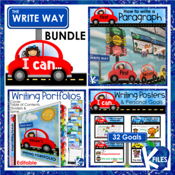 The Road Map to Writing Complete BUNDLE