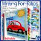 Writing Goals, Writing Brag Tags, Writing Portfolio & Paragraph Writing: BUNDLE