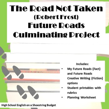 The Road Not Taken Future Roads Culminating Project (Rober