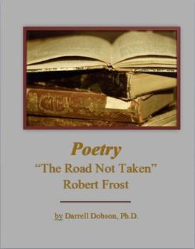 """""""The Road Not Taken"""" - Robert Frost - Poetry"""