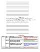 The Road Not Taken- Summarizing Worksheet
