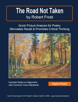 """The Road Not Taken"" by Robert Frost: Quick Picture Analysis"