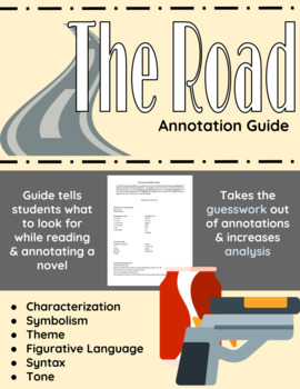 The Road Annotation Guide
