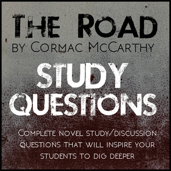 The Road Study & Discussion Questions