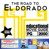 The Road to El Dorado Movie Guide | Questions | Worksheet (PG - 2000)
