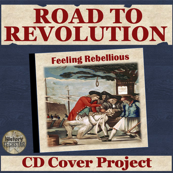 The Road to Independence CD Cover Project