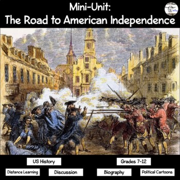 The Road to Independence (PPT)