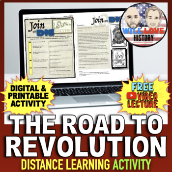 The Road to Revolution Activity