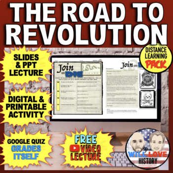 The Road to Revolution Bundle