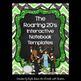The Roaring 20's Interactive Notebook Templates