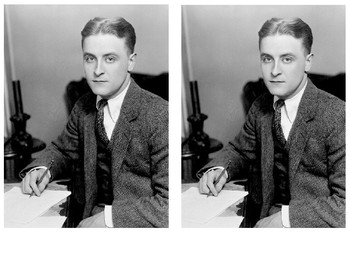 The Roaring 20s F Scott Fitzgerald Source Analysis Activitry