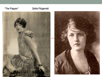 The Roaring '20s PowerPoint