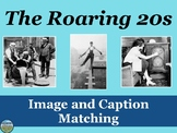 The Roaring 20s Primary Source Image Activity