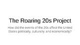 The Roaring 20s Project