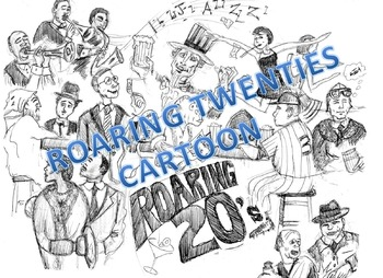 The Roaring 20's: The Story Inside the Cartoon