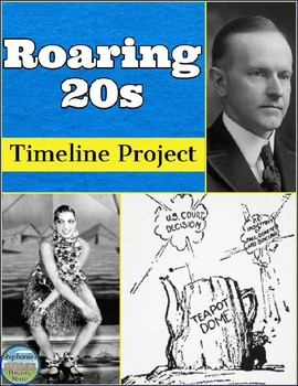 The Roaring 20s Timeline Project