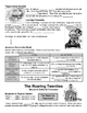 20 - The Roaring Twenties - Scaffold/Guided Notes (Blank and Filled-In)
