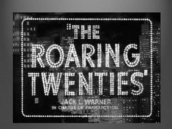 The Roaring Twenties PPT