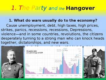 The Roaring Twenties, Part I & II: Prohibition, KKK, and Harlem Renaissance