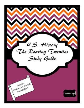 The Roaring Twenties Study Guide