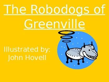 The Robodogs of Greenville - Vocabulary