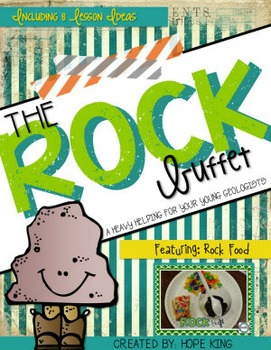 The Rock Buffet: A Rock Study Including 8 Lessons & Engaging Activities