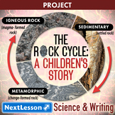 The Rock Cycle: A Children's Story - Projects & PBL