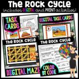 The Rock Cycle Activity Bundle