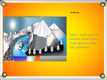 The Rock Cycle (Editable) Power Point Presentation