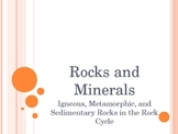 The Rock Cycle Powerpoint