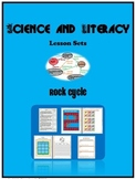 The Rock Cycle Science and Literacy Lesson Set (TEKS)