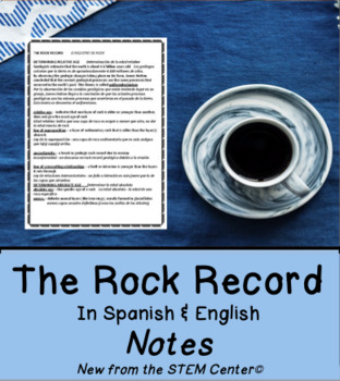 The Rock Record English to Spanish Translation