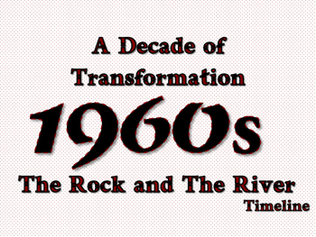 The Rock and The River Pre-Reading Timeline Activity